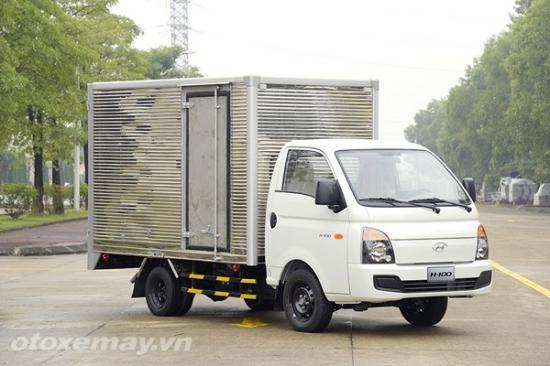 Hyundai Thành Công sản xuất xe tải6