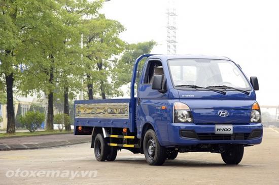 Hyundai Thành Công sản xuất xe tải7