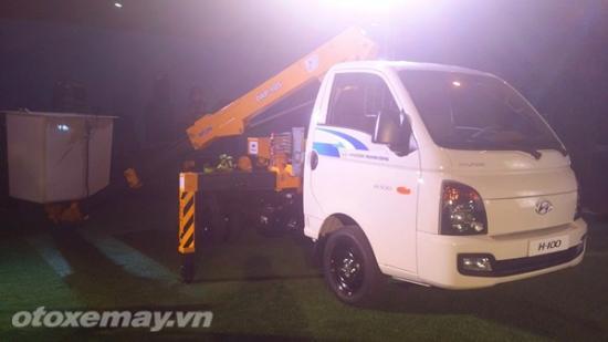 Hyundai Thành Công sản xuất xe tải8