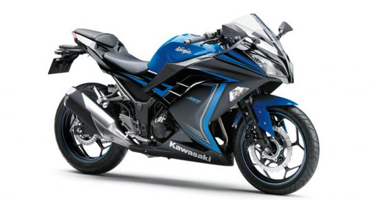Kawasaki Ninja 300 1