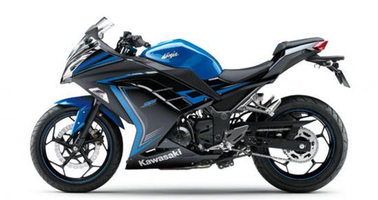 Kawasaki Ninja 300 2