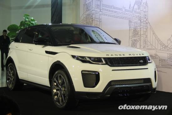 Range Rover Evoque 2016 ra mắt 2