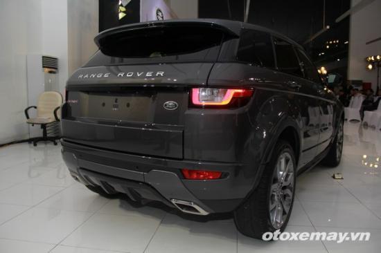 Range Rover Evoque 2016 ra mắt 4