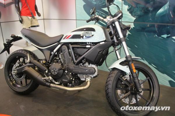 Ducati Scrambler Sixty2 xuất hiện tại Hà Nội1