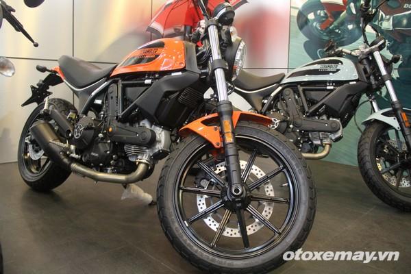 Ducati Scrambler Sixty2 xuất hiện tại Hà Nội2