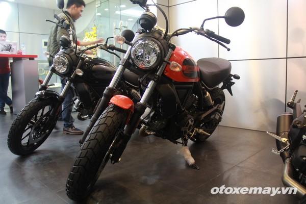 Ducati Scrambler Sixty2 xuất hiện tại Hà Nội3