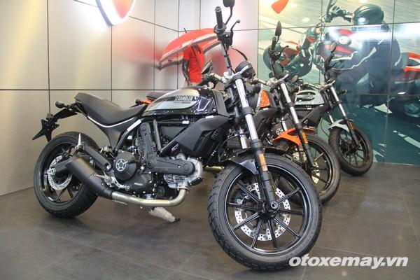 Ducati Scrambler Sixty2 xuất hiện tại Hà Nội4