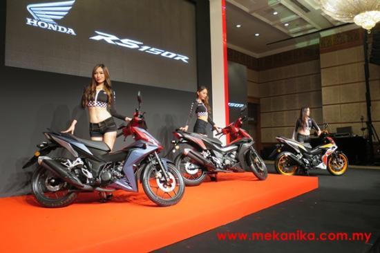 Honda Winner 150 phiên bản tem Repsol Racing1