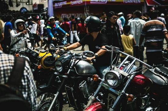 Vietnam Motorbike Festival 2017 (VMF2017) 3
