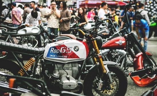 Vietnam Motorbike Festival 2017 (VMF2017) 2