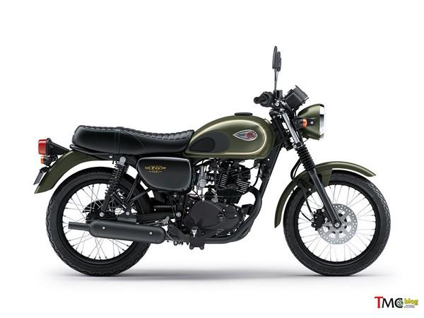 Kawasaki W175 2