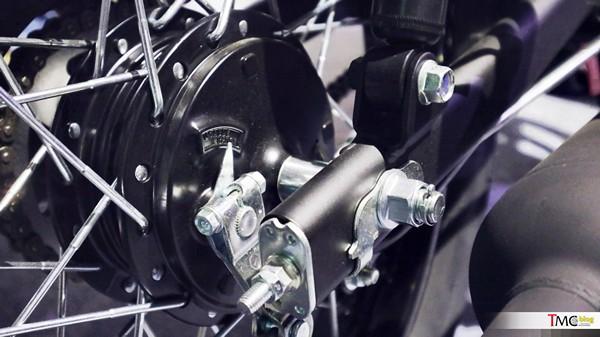Kawasaki W175 5