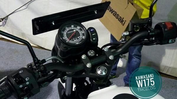 Kawasaki W175 7