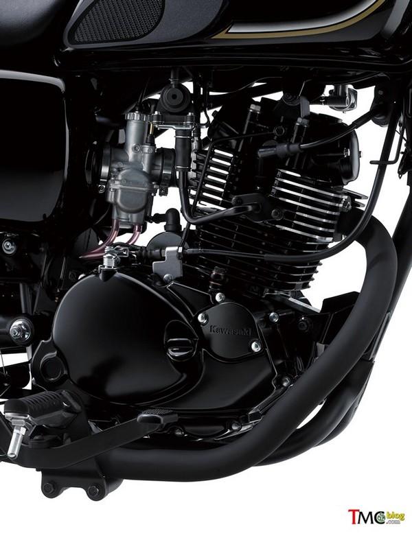 Kawasaki W175 9