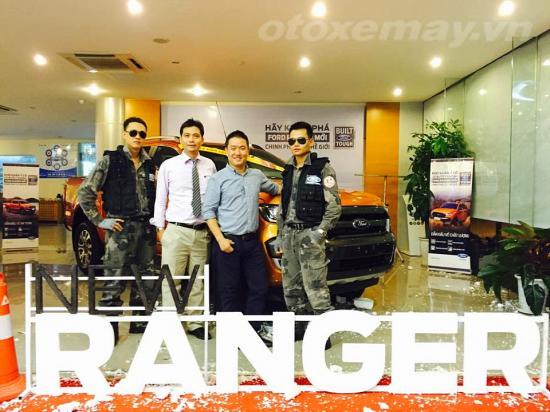 Ranger Mới vừa ra mắt đại lý Hanoi Ford _anh 4
