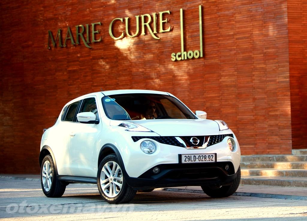 Nissan Juke 2015 sành điệu khó lẫn_ảnh1