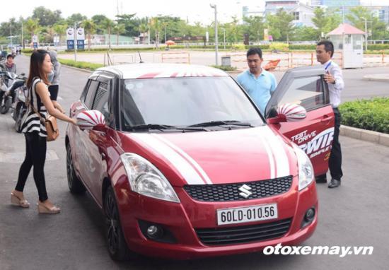 Cơ hội trải nghiệm xe thể thao và xe đa dụng mới của Suzuki a2