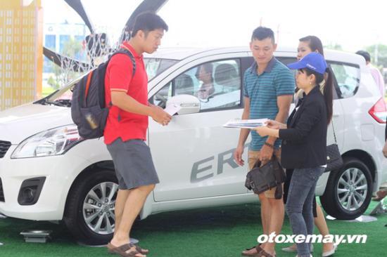 Cơ hội trải nghiệm xe thể thao và xe đa dụng mới của Suzuki a3