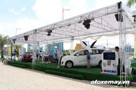 Cơ hội trải nghiệm xe thể thao và xe đa dụng mới của Suzuki a1