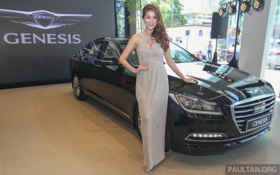 Hyundai Genesis thế hệ mới ra mắt tại Malaysia a3