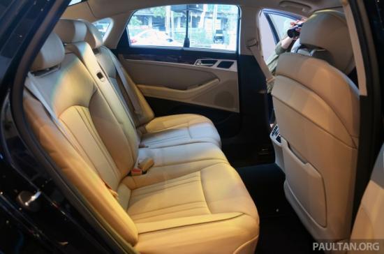Hyundai Genesis thế hệ mới ra mắt tại Malaysia a17