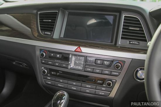 Hyundai Genesis thế hệ mới ra mắt tại Malaysia a8