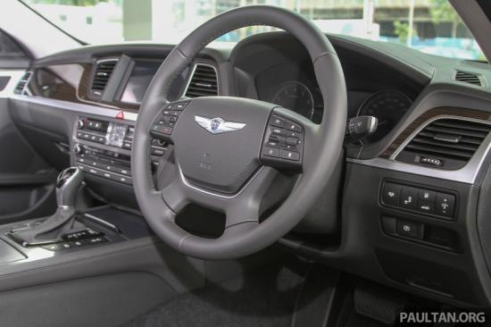 Hyundai Genesis thế hệ mới ra mắt tại Malaysia a11