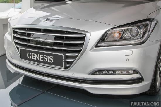 Hyundai Genesis thế hệ mới ra mắt tại Malaysia a14