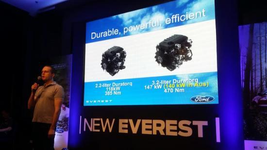 Buổi lễ ra mắt và lái thử Ford Everest 2015 tại Thái Lan_ảnh 5