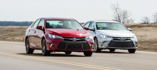 Toyota Camry sẽ được trang bị động cơ tăng áp 2