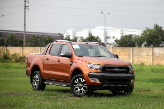 xe Ford Ranger 1
