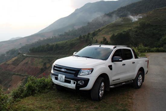 xe Ford Ranger 7