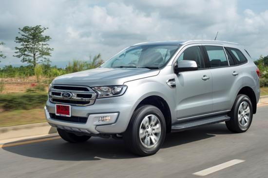 Chuyến trải nghiệm đầu tiên của chiếc Ford Everest 2015 tại Thái Lan 16