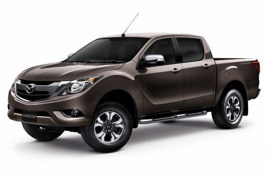 Mazda BT50 pro 2015 được nâng cấp nội/ngoại thất 1