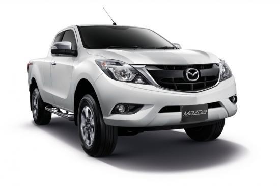 Mazda BT50 pro 2015 được nâng cấp nội/ngoại thất 4
