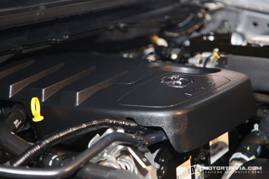 Mazda BT50 pro 2015 được nâng cấp nội/ngoại thất 5