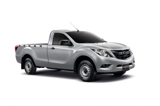 Mazda BT50 pro 2015 được nâng cấp nội/ngoại thất 6