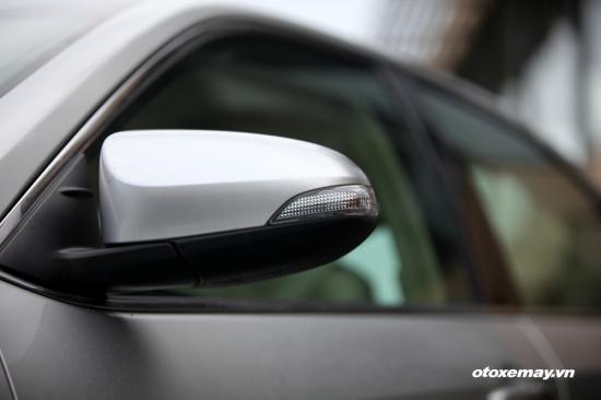 Trải nghiệm Toyota Camry 2015 10