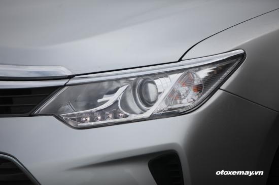 Trải nghiệm Toyota Camry 2015 11