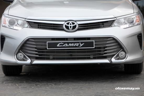 Trải nghiệm Toyota Camry 2015 13