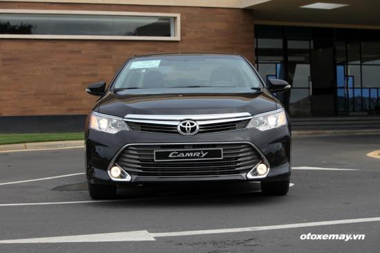 Trải nghiệm Toyota Camry 2015 16