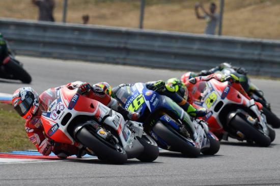 Tay đua của Movistar Yamaha MotoGP đã có chiến thắng tuyệt đối