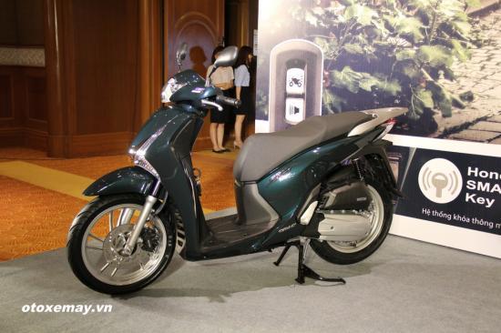 Honda SH đời mới thêm khoá an toàn 1