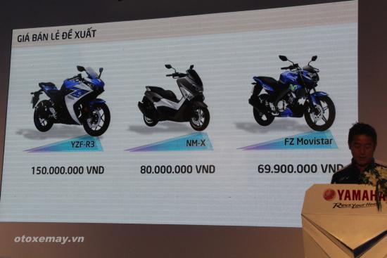Yamaha bất ngờ ra mắt 3 mẫu xe mới_ảnh31