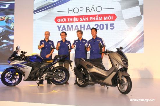 Yamaha bất ngờ ra mắt 3 mẫu xe mới_ảnh1