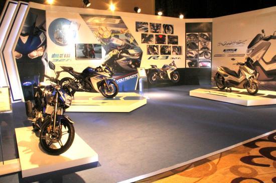 Yamaha bất ngờ ra mắt 3 mẫu xe mới_ảnh2