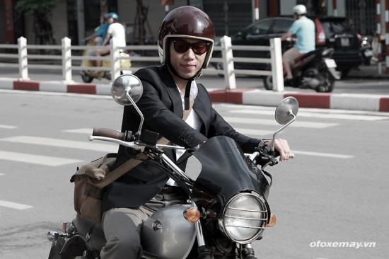 Distinguished Gentleman's Ride lần đầu tại Hà Nội_ảnh11