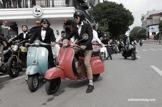 Distinguished Gentleman's Ride lần đầu tại Hà Nội_ảnh6
