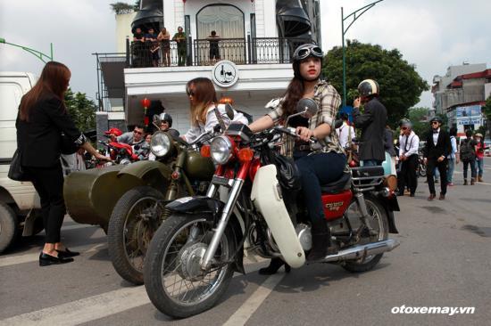 Distinguished Gentleman's Ride lần đầu tại Hà Nội_ảnh16