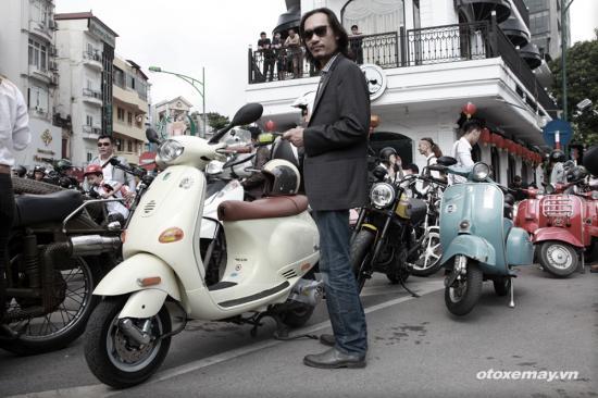 Distinguished Gentleman's Ride lần đầu tại Hà Nội_ảnh7